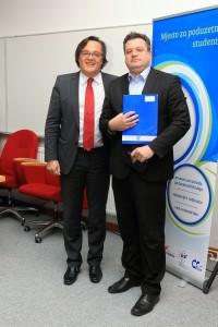 Davor Runjak and dean